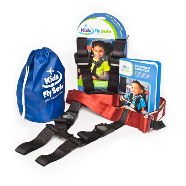 Kid Airplane Harness Cares-airplane Safety Harness